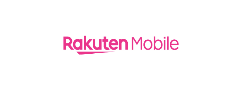 楽天モバイル、rakuten mobile、コンテンツロゴ