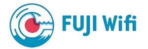 fujiwifi(フジワイファイ)のロゴ